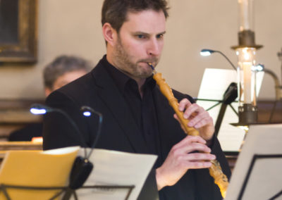 Joel Raymond, oboe (credit Nick Rutter)