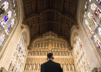 New College Chapel (credit Nick Rutter)