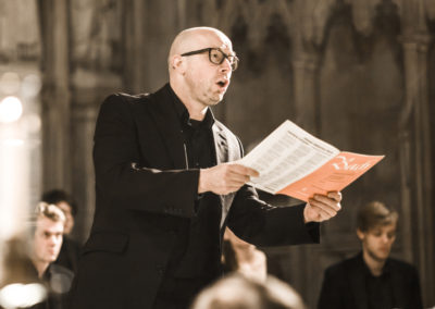 Daniel Norman, tenor (credit Nick Rutter)