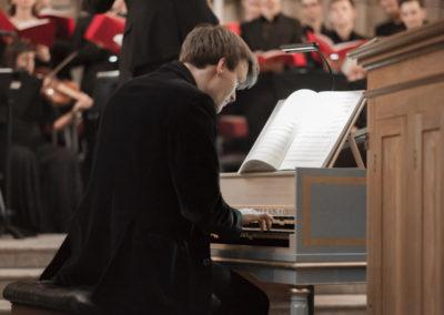 Josef Laming, harpsichord (credit Nick Rutter)