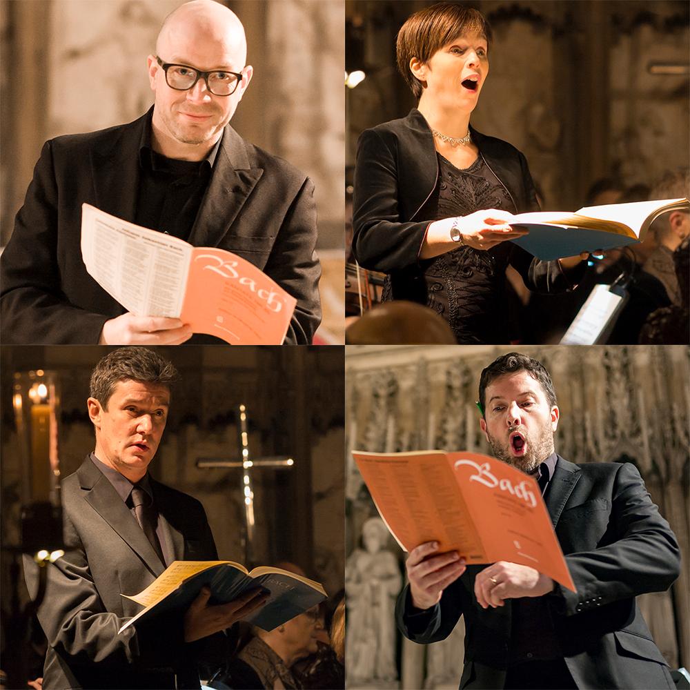 Magnificat Soloists 2019