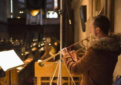 Darren Moore, trumpet (credit Nick Rutter)