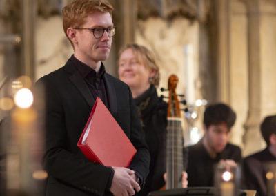 James Jenkins, baritone (credit Nick Rutter)