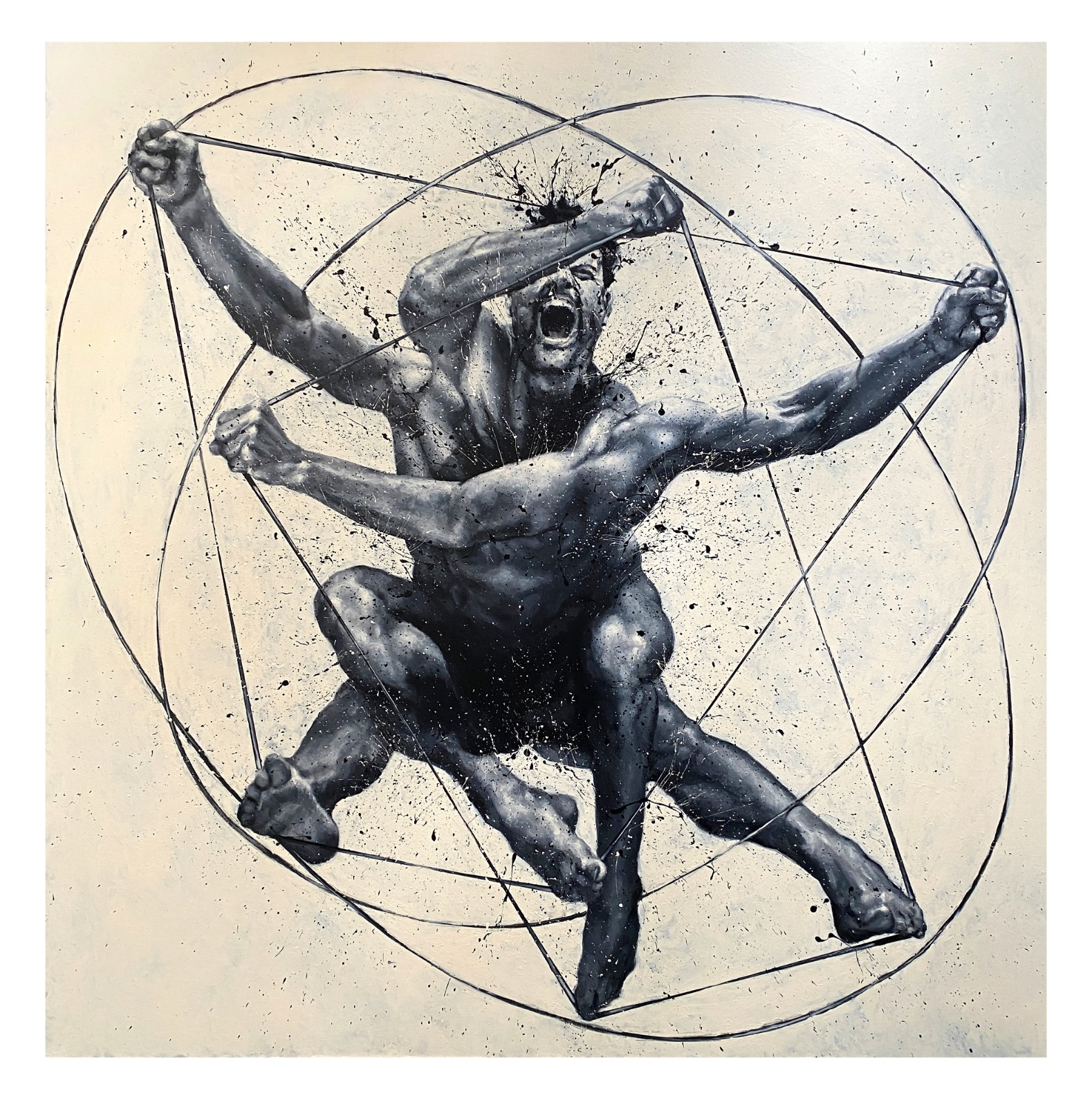 Paulo Troilo - Vitruvian Man